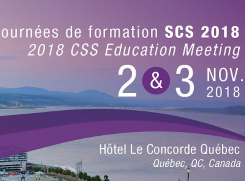 CSS Education Meeting 2018 Image