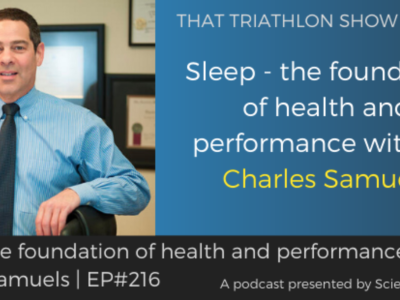Dr. Samuels on That Triathlon Show