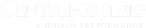 Centre for Sleep & Human Performance logo